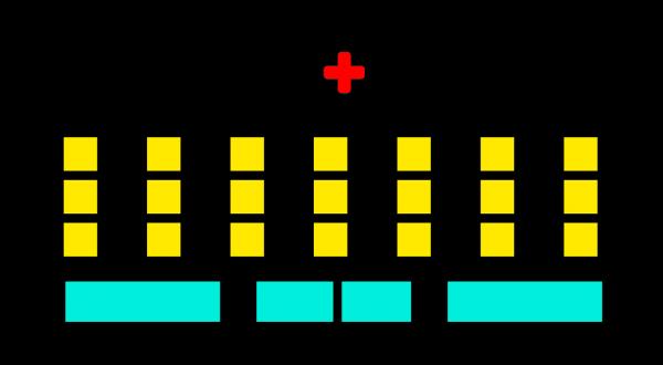 病院建物イラスト