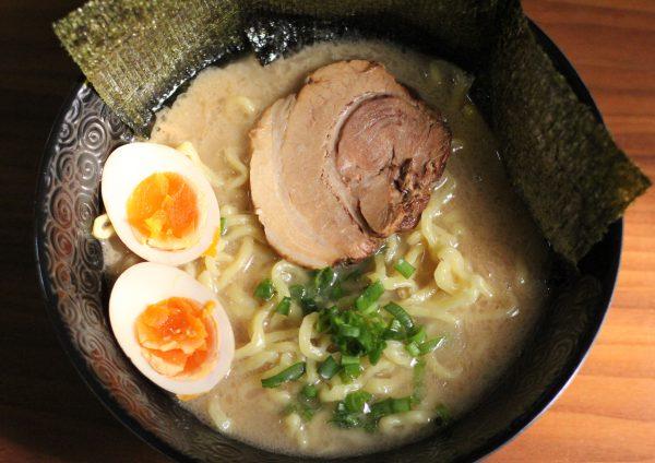 松福(宅麺)のうまいラーメン