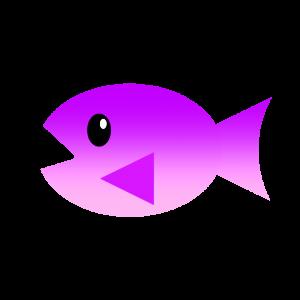 1種類目グラデーション紫