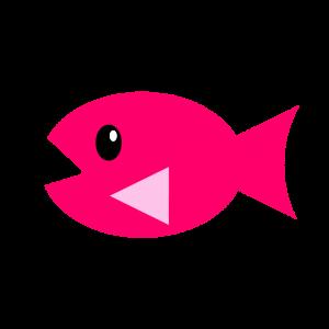 1種類目単色塗りピンク