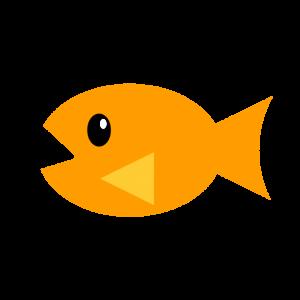 1種類目単色塗りオレンジ