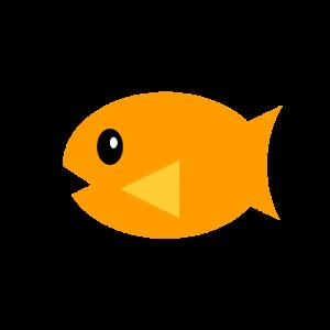 2種類目単色塗りオレンジ