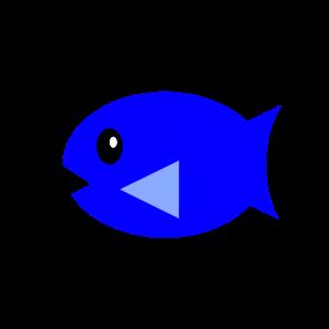 2種類目単色塗り青